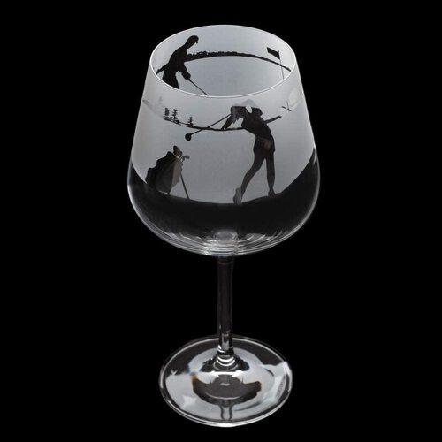 Dartington Crystal Aspect Copa Golfing Gin/Wine Glass