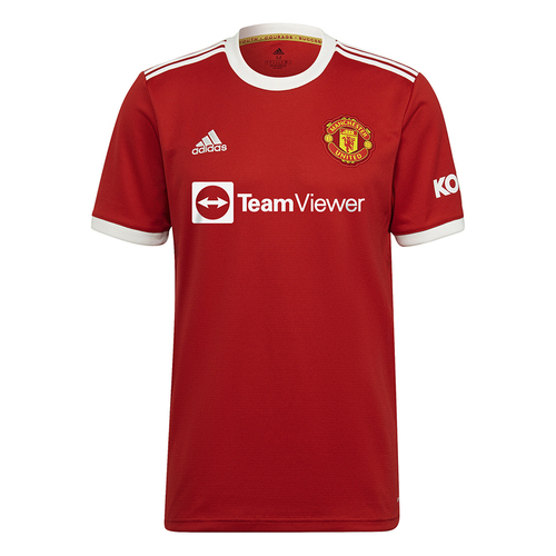 Manchester United Home Shirt 2021/22