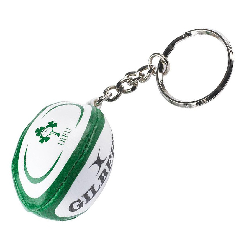 Ireland Rugby Sponge Ball Keyring  8a22f38f1