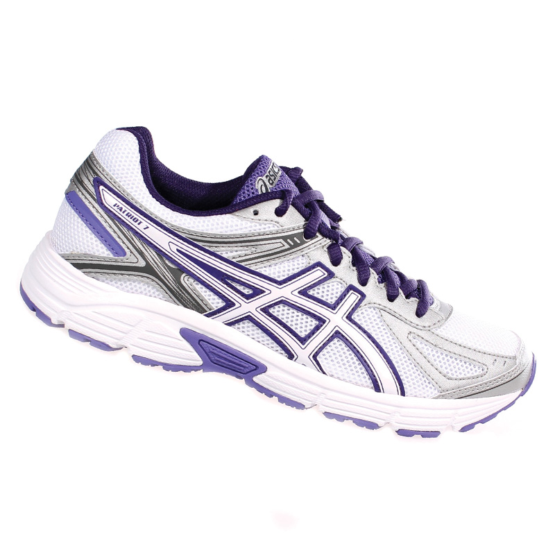 uk availability 7ef92 a53bb Asics Patriot 7 Womens Running Shoes   SportingBilly