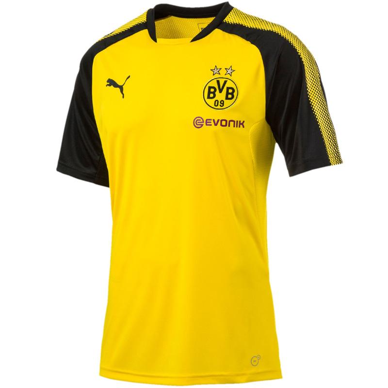 detailed look c0c20 54f38 Borussia Dortmund Training Shirt 2017/18