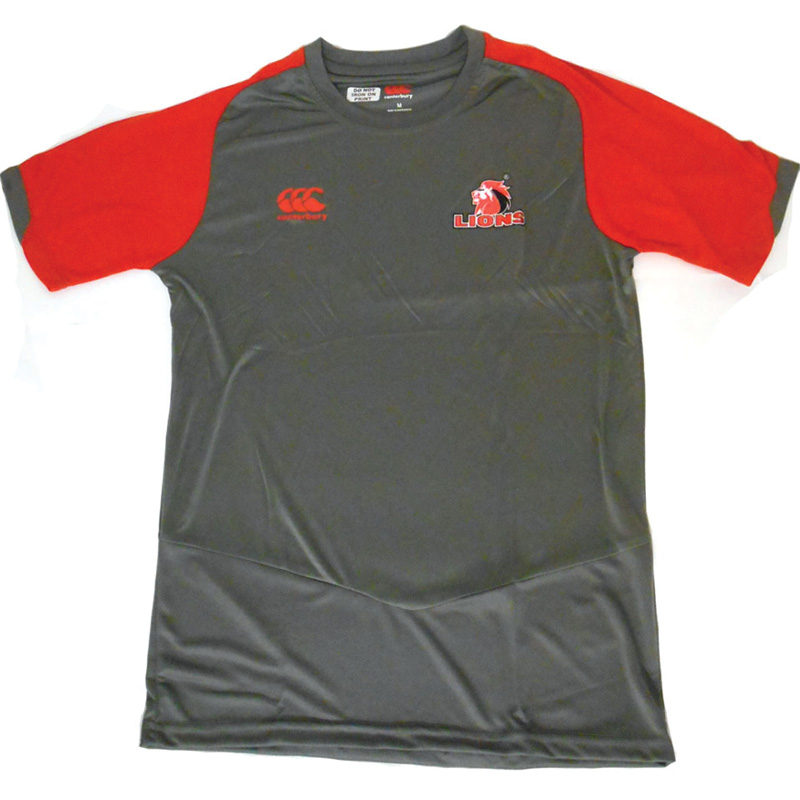 e724f893 Canterbury Lions Super Rugby T-Shirt