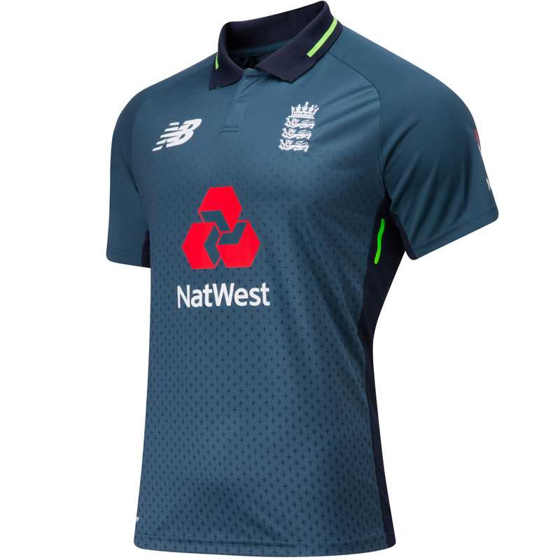 sucesor Pertenece Pobreza extrema  New Balance England Women's ODI Shirt | SportingBilly