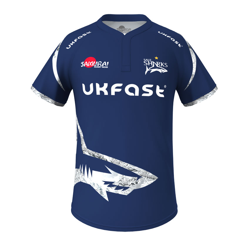 921a2cea6ad Sale Sharks Jnr Home Rugby Shirt 2018/19 | SportingBilly