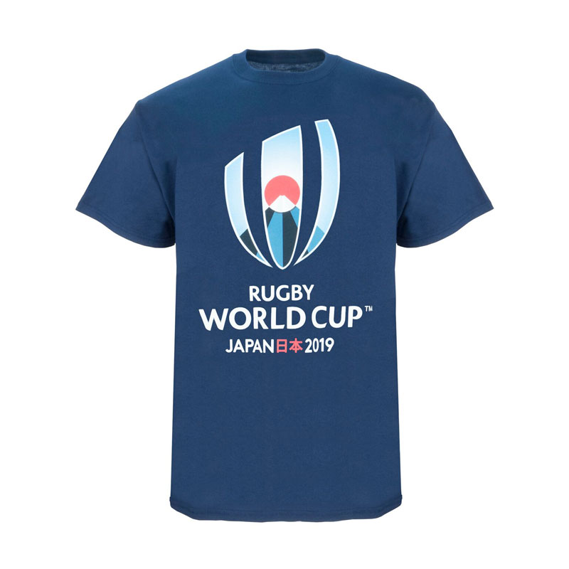 100% authentic 2e817 59cea Rugby World Cup 2019 Large Logo T-Shirt   SportingBilly