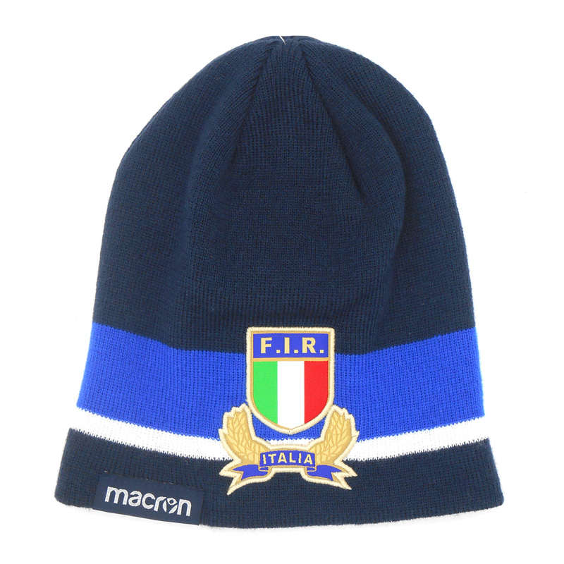 2d322f6a1 Italty Rugby Beanie Hat