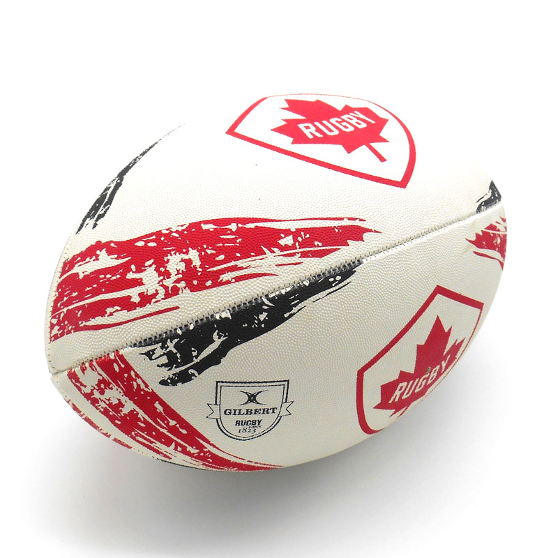 Gilbert Canada Supporter Rugby Ball Sportingbilly