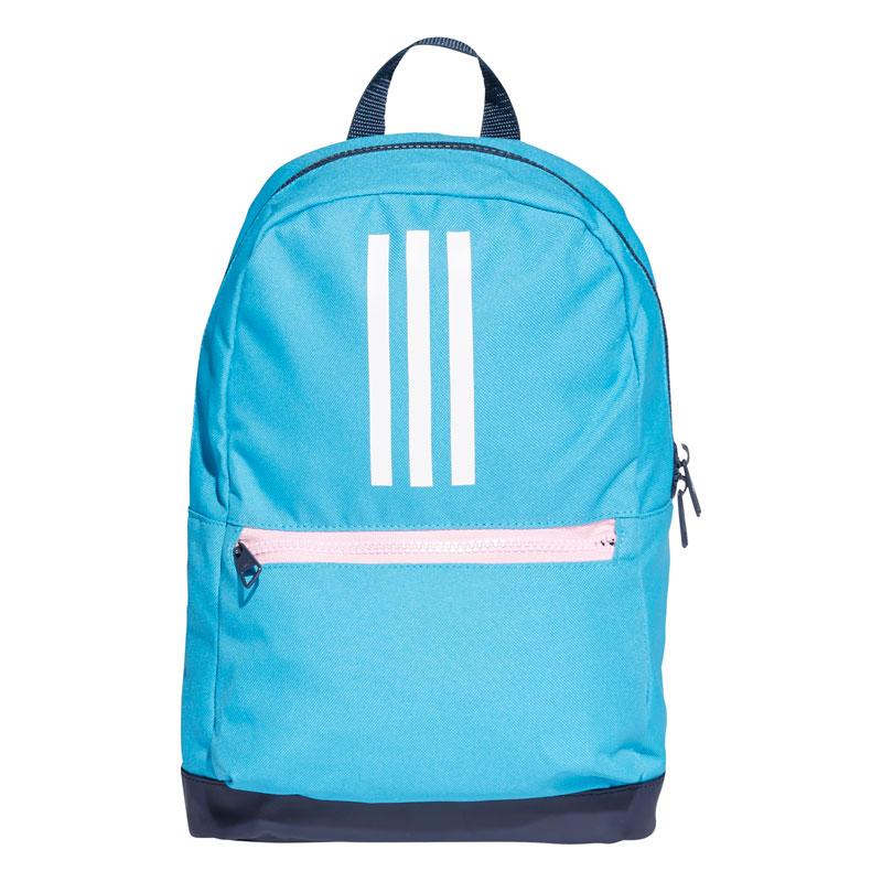 3e716e61bcb5 adidas 3 Stripes Junior Backpack - Cyan Navy