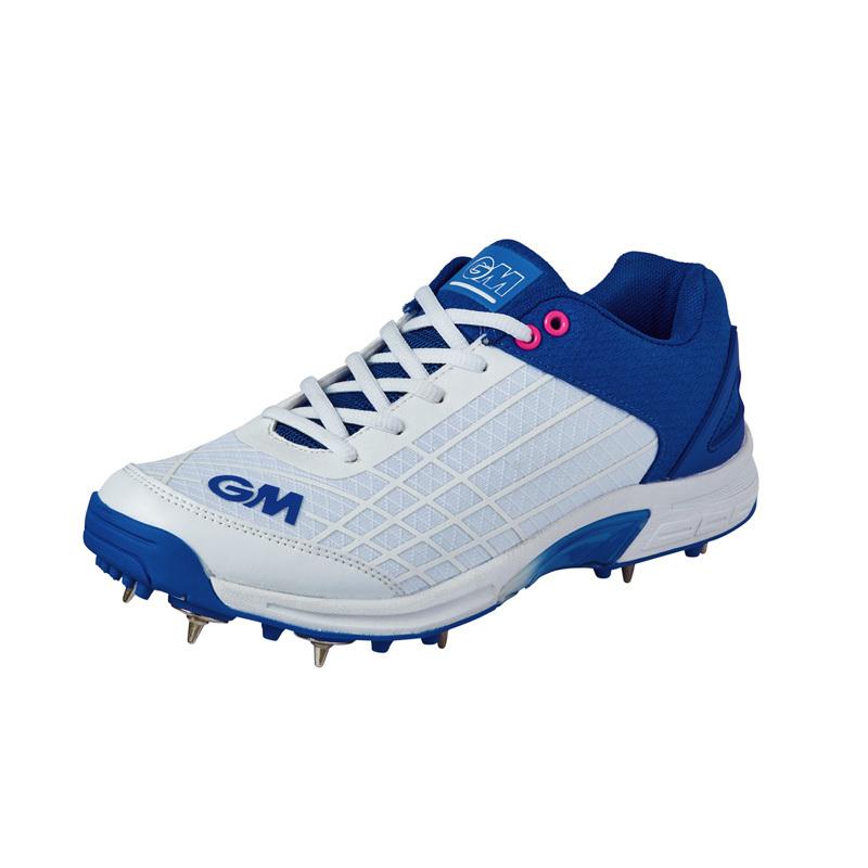 GM Cricket Shoes Original Spike Gunn /& Moore 2020 Range
