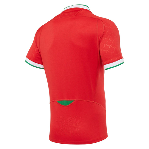 Wales Rugby Home Replica Shirt 2020/21