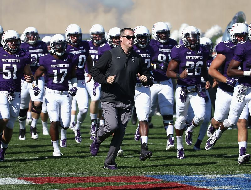 Northwestern Wildcats Betting Preview: 2017 B1G Champs? article feature image