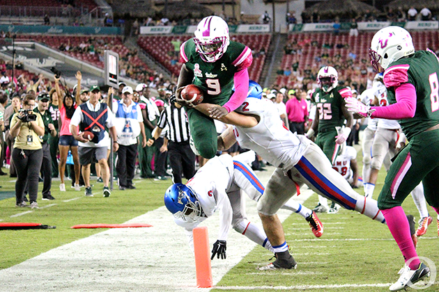 Betting on Chaos: The Case for USF and BYU National Title Futures article feature image