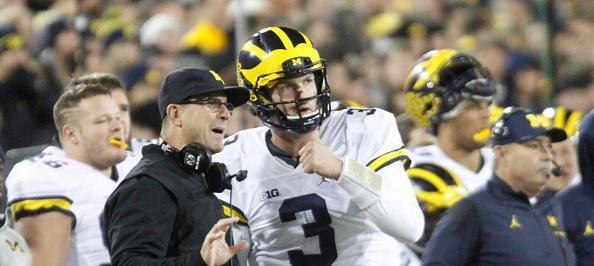 Michigan Wolverines 2017 Betting Preview: Maize and Youth article feature image