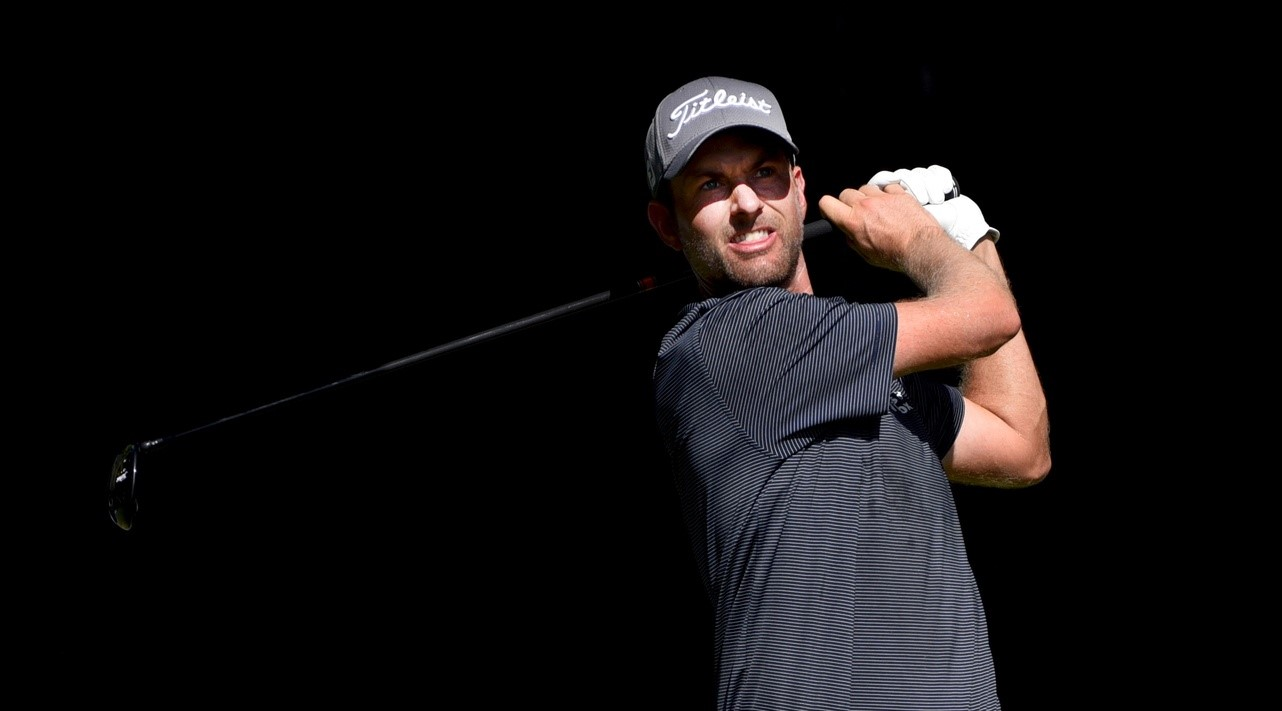 Wyndham Championship: Simpson vaults to top of leaderboard, joins Stenson as favorite article feature image