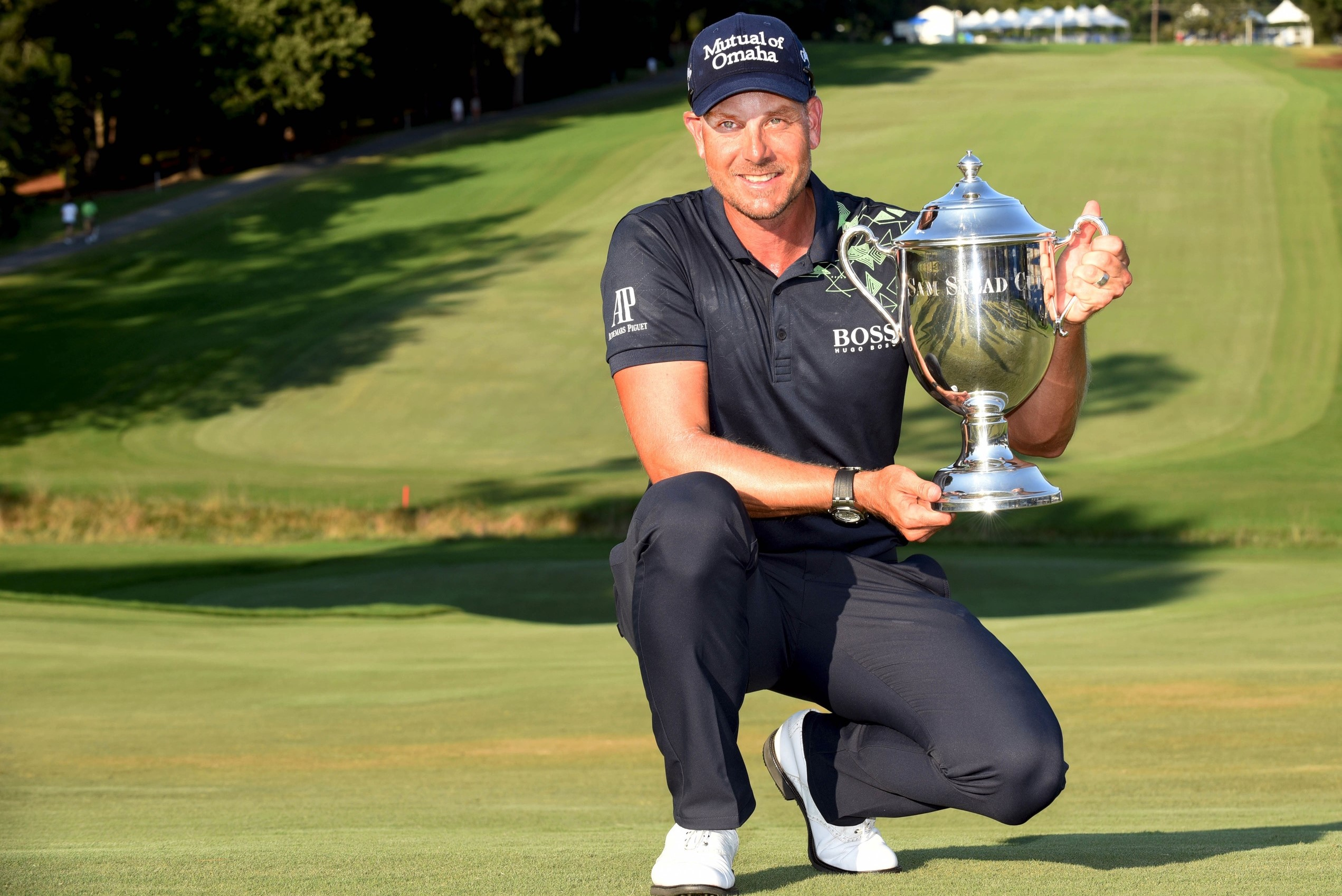 Wyndham Championship: Favorite cashes as Stenson holds off Schniederjans article feature image