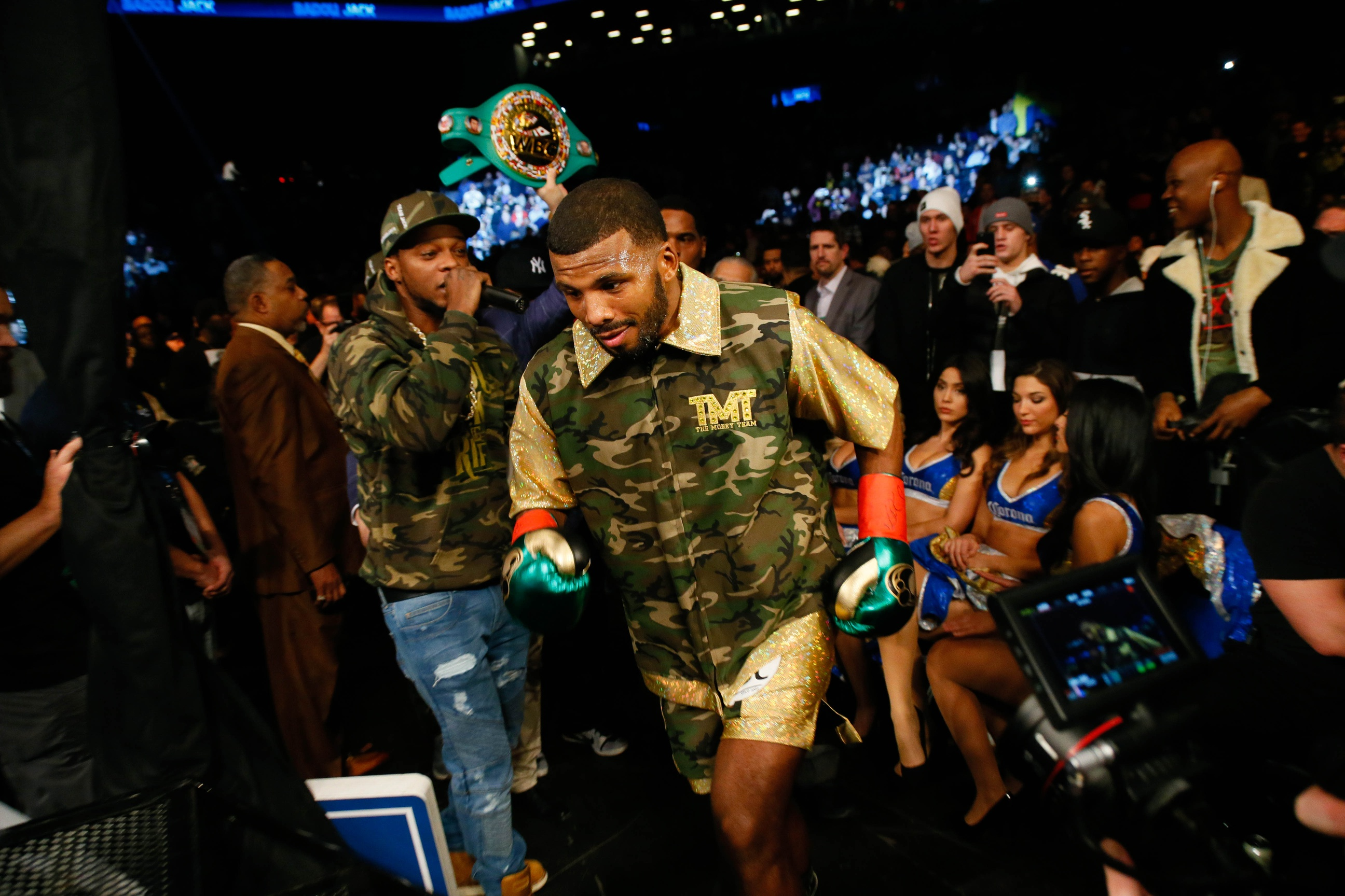 Mayweather v McGregor undercard: Early ending in Badou Jack vs. Nathan Cleverly article feature image