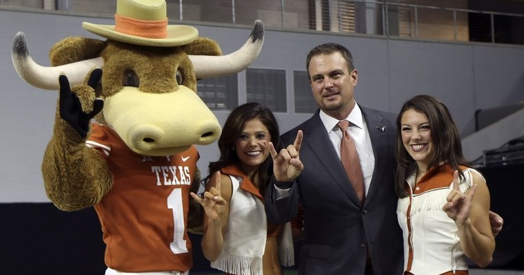 Herman could be smart money this year at Texas article feature image