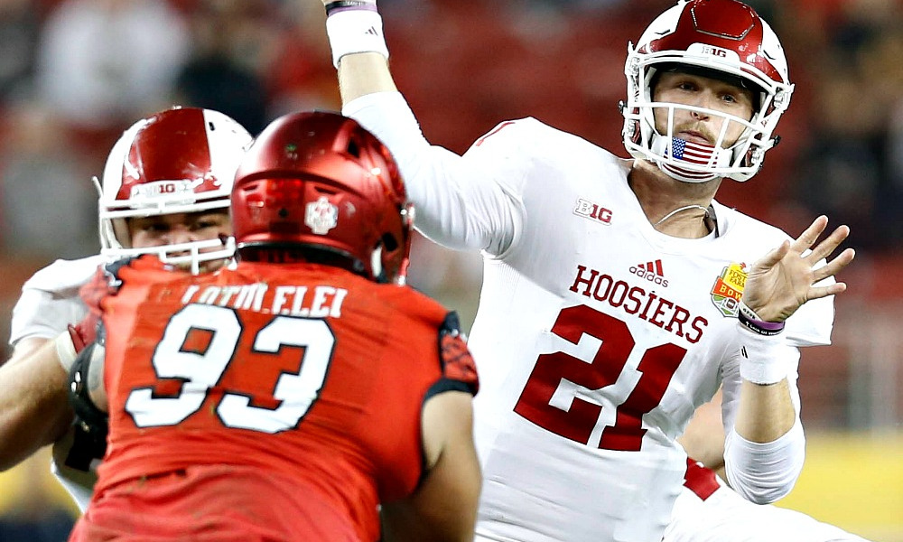 Indiana Hoosiers 2017 Football Betting Preview: Start Popping Your Popcorn article feature image