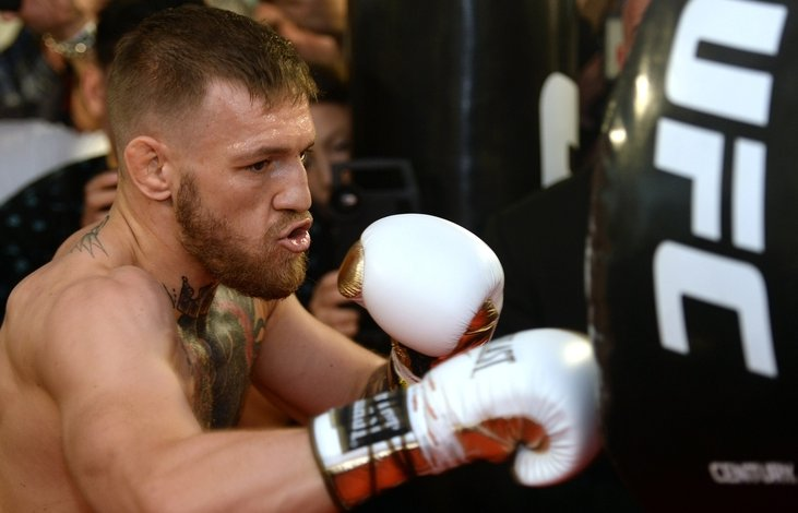 McGregor money is making books uneasy article feature image