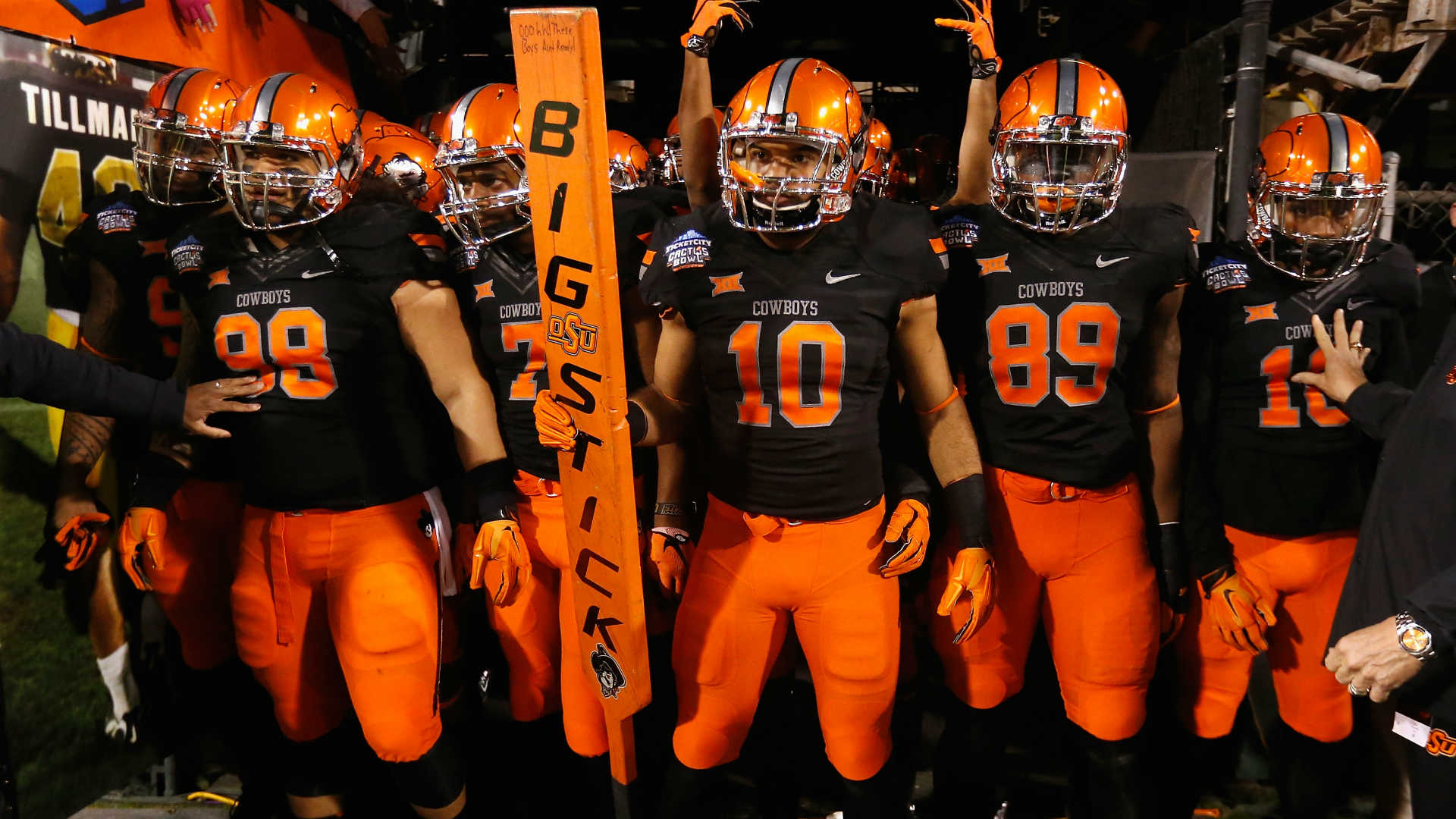 Oklahoma State Cowboys 2017 Betting Preview: Pieces are in Place for the Pokes article feature image