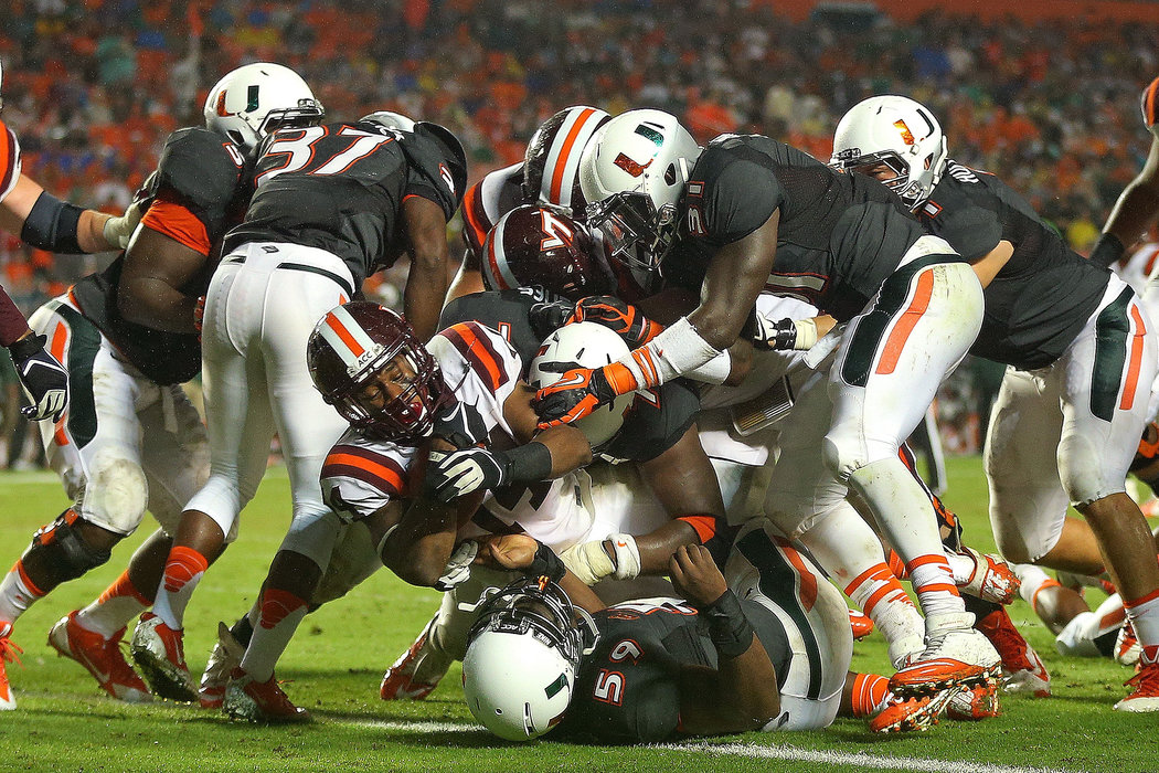 2017 ACC Coastal Betting Preview: Do the Hokie Pokie and Get Your Money Down article feature image