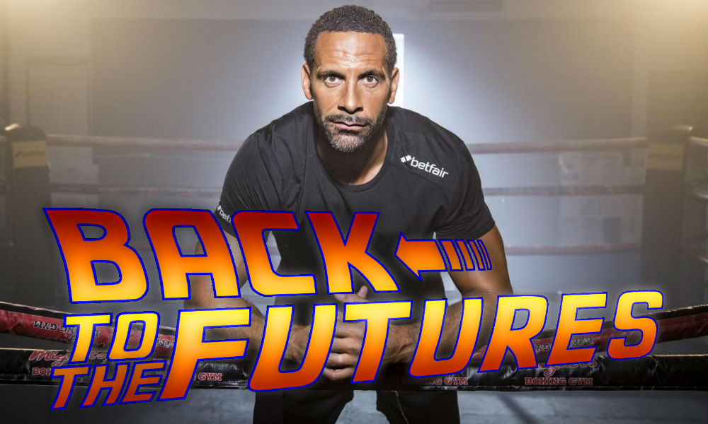 Back to the Futures: Former England soccer star Rio Ferdinand to jump into the boxing ring article feature image
