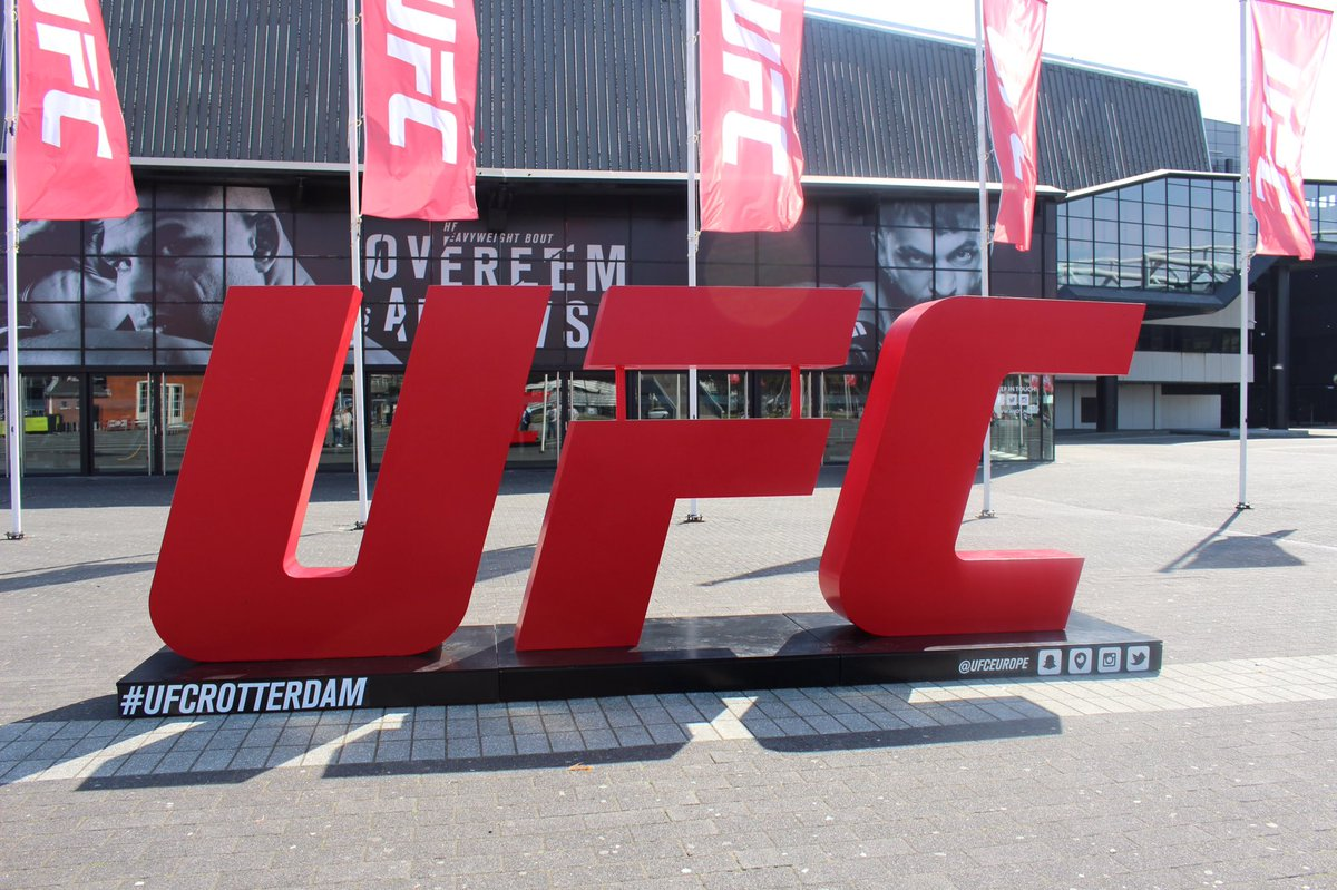 UFC Rotterdam: Fight Night Picks article feature image