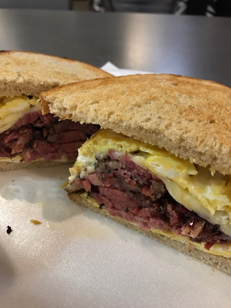 Friday Morning Breakfast Sandwiches and Box Scores article feature image