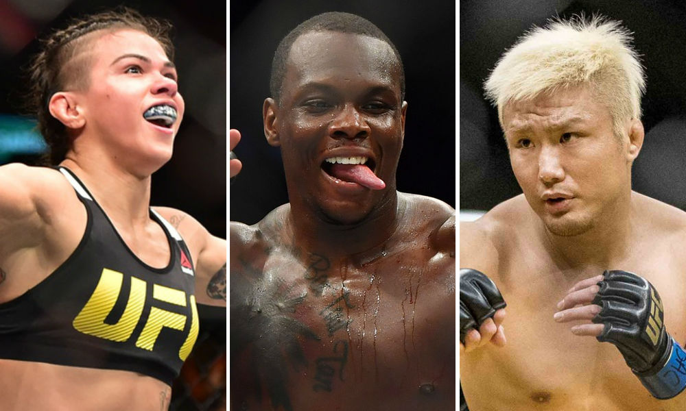 UFC Japan Fight Night Picks: St-Preux vs Okami article feature image