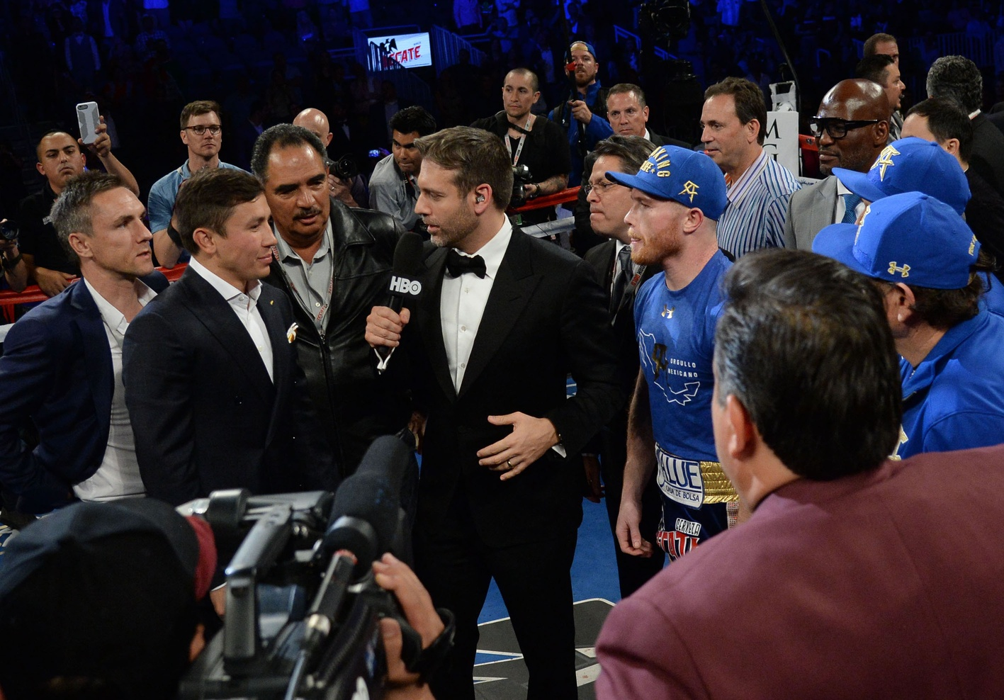 Boxing: Gennady Golovkin vs. Canelo Alvarez fight week primer article feature image
