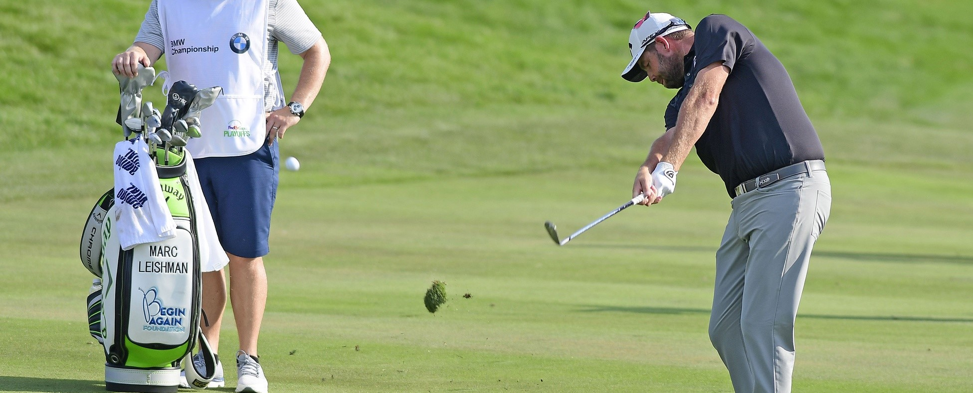 BMW Championship: Leishman in Control article feature image
