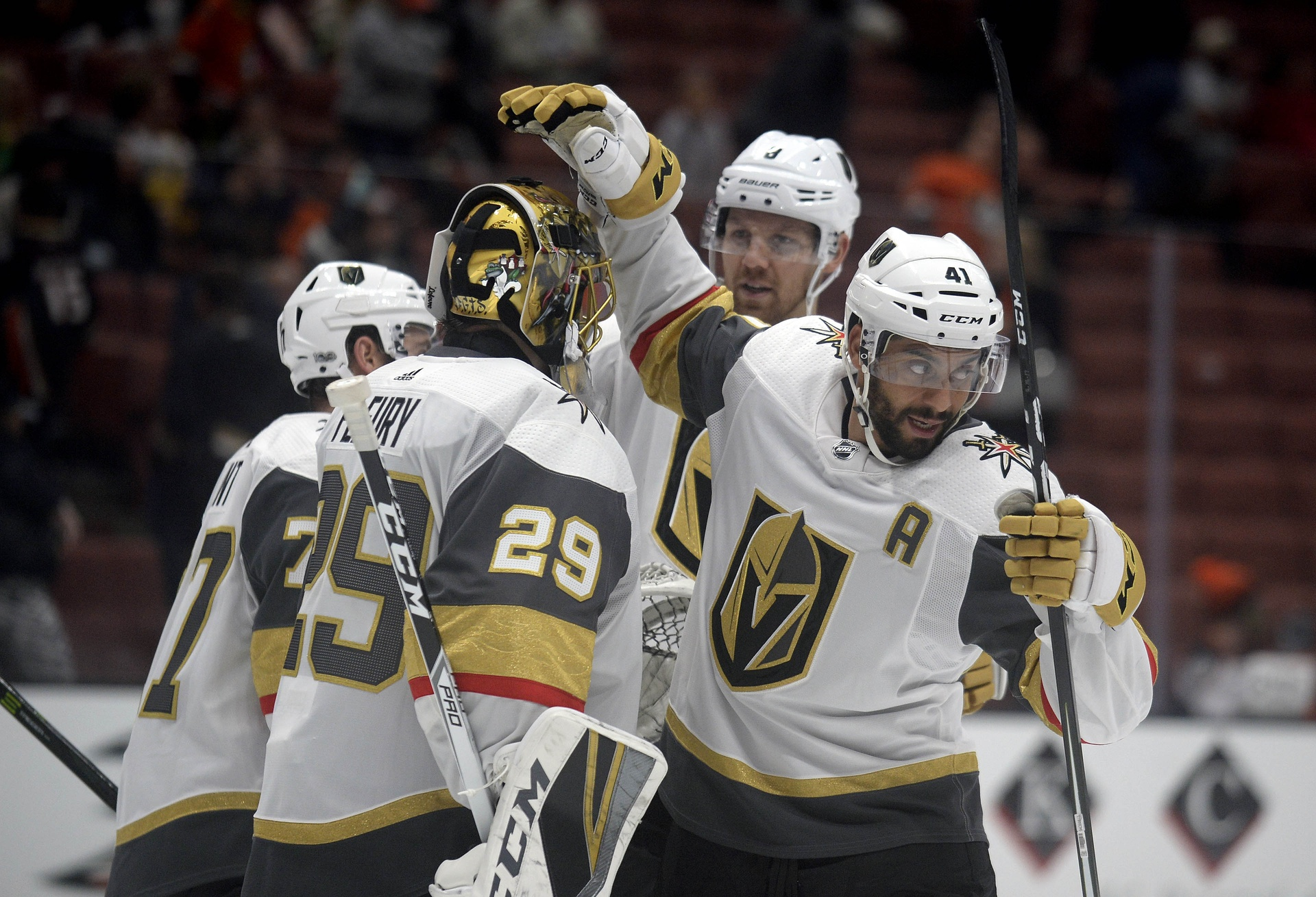 NHL Futures Preview Part IV: Vegas Baby, Vegas article feature image