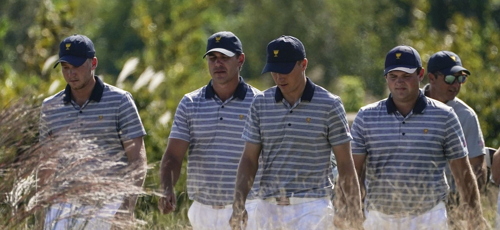 Presidents Cup: Thursday foursomes breakdown article feature image