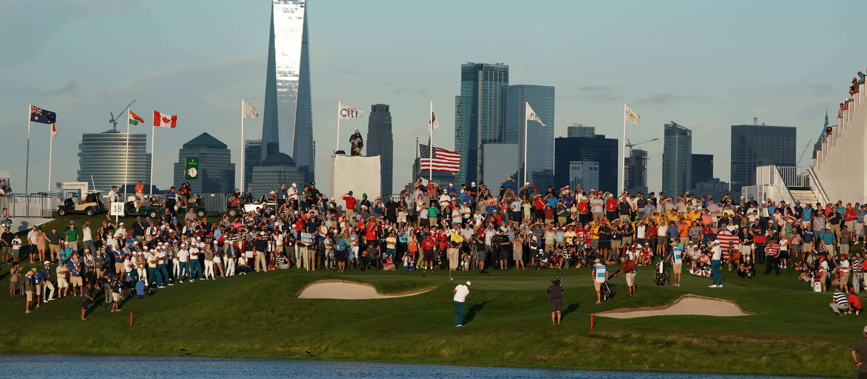 Presidents Cup: Friday fourball breakdown article feature image