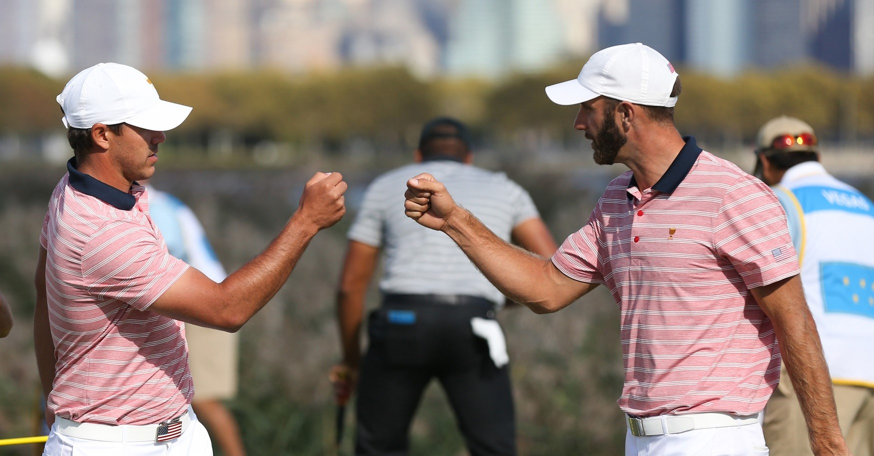 Presidents Cup: Saturday foursomes breakdown article feature image