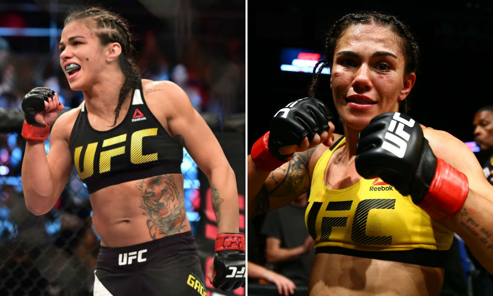 UFC Japan: Co-main event preview – Claudia Gadelha vs Jessica Andrade article feature image
