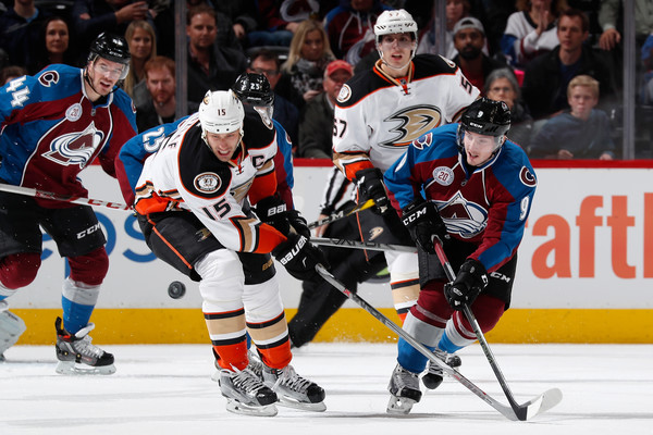 Friday's NHL bet du jour: Anaheim at Colorado article feature image