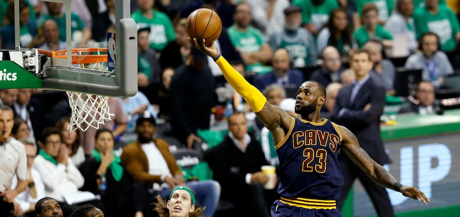 NBA Tipoff: Celtics-Cavs betting preview article feature image