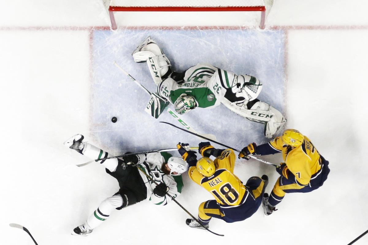 Thursday's NHL bet du jour: Dallas at Nashville article feature image