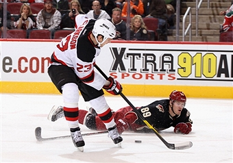 Saturday's NHL bet du jour: Arizona at New Jersey (plus 3 others) article feature image
