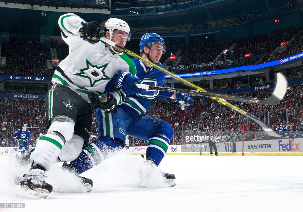 Monday's NHL bet du jour: Dallas at Vancouver article feature image
