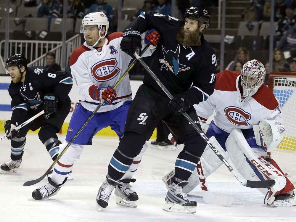 Tuesday's NHL bet du jour: Montreal at San Jose article feature image