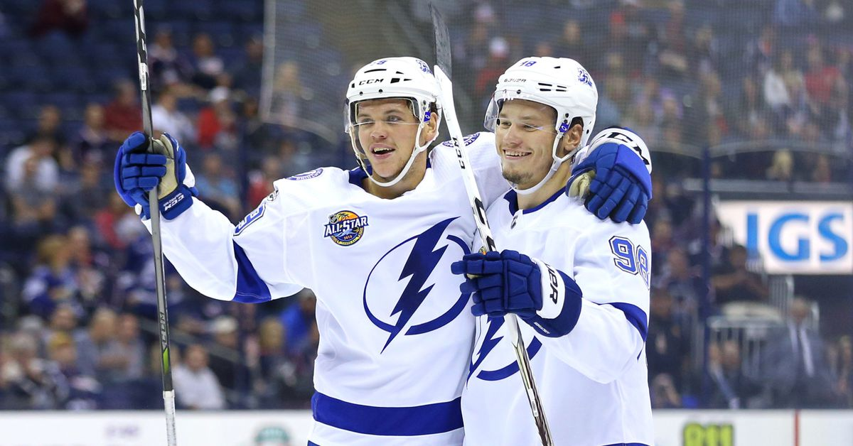 2017-18 NHL Power Rankings Edition 1: It's Electric article feature image
