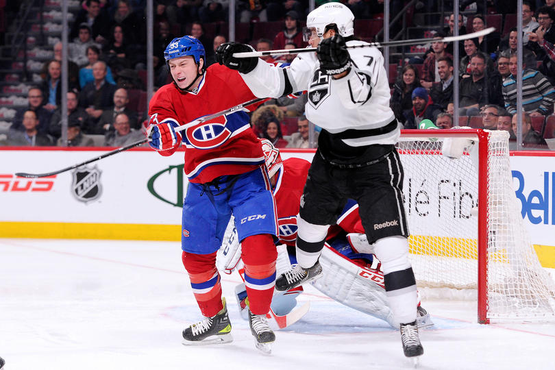 Wednesday's NHL bet du jour: LA at Montreal article feature image