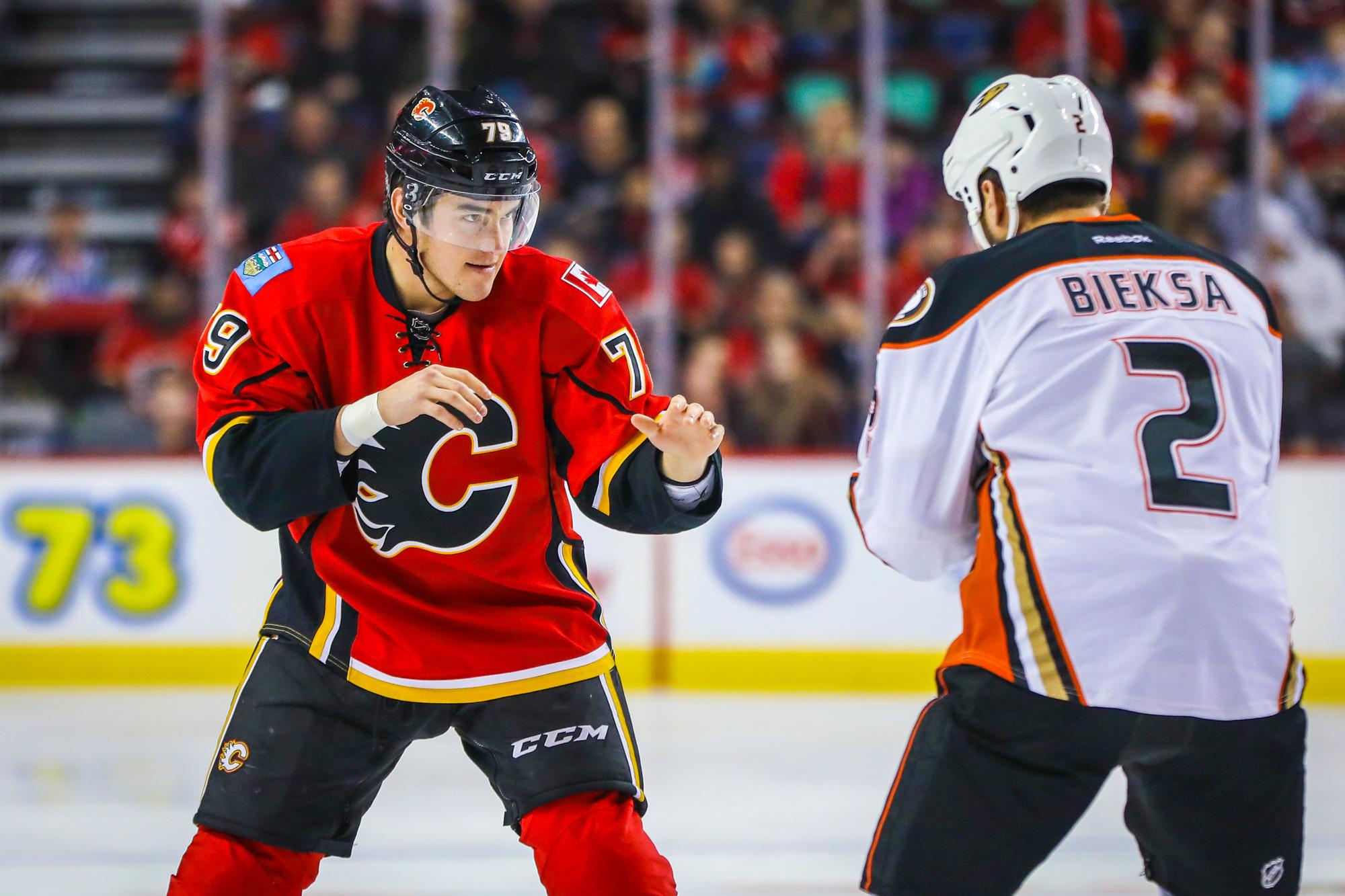 NHL bet du jour: Flames at Ducks article feature image