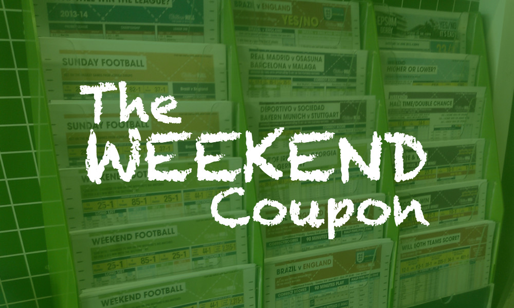 The Weekend Coupon: Euro World Cup Qualifiers article feature image