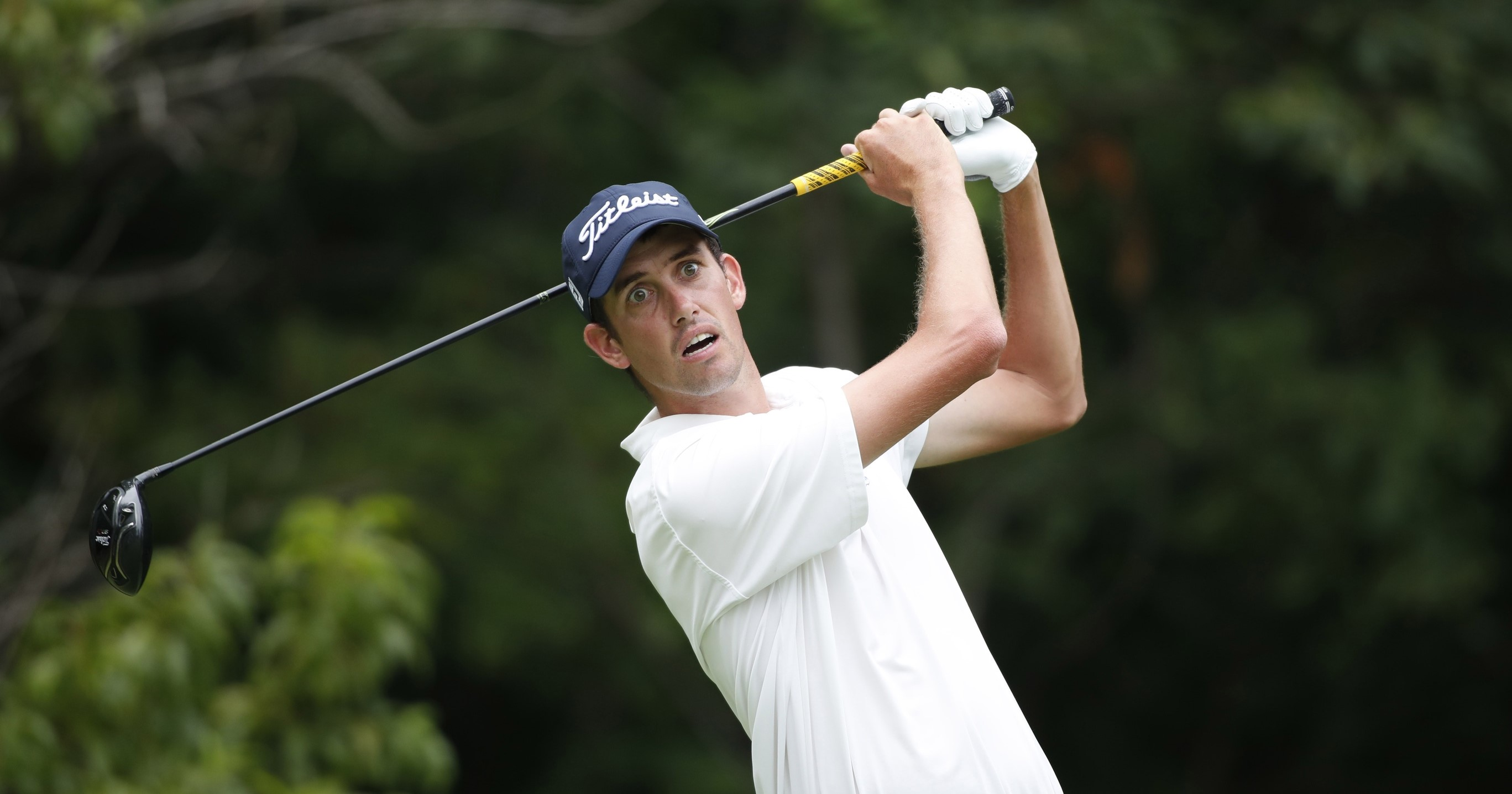 Safeway Open: Steele stays hot, Hadley goes low article feature image