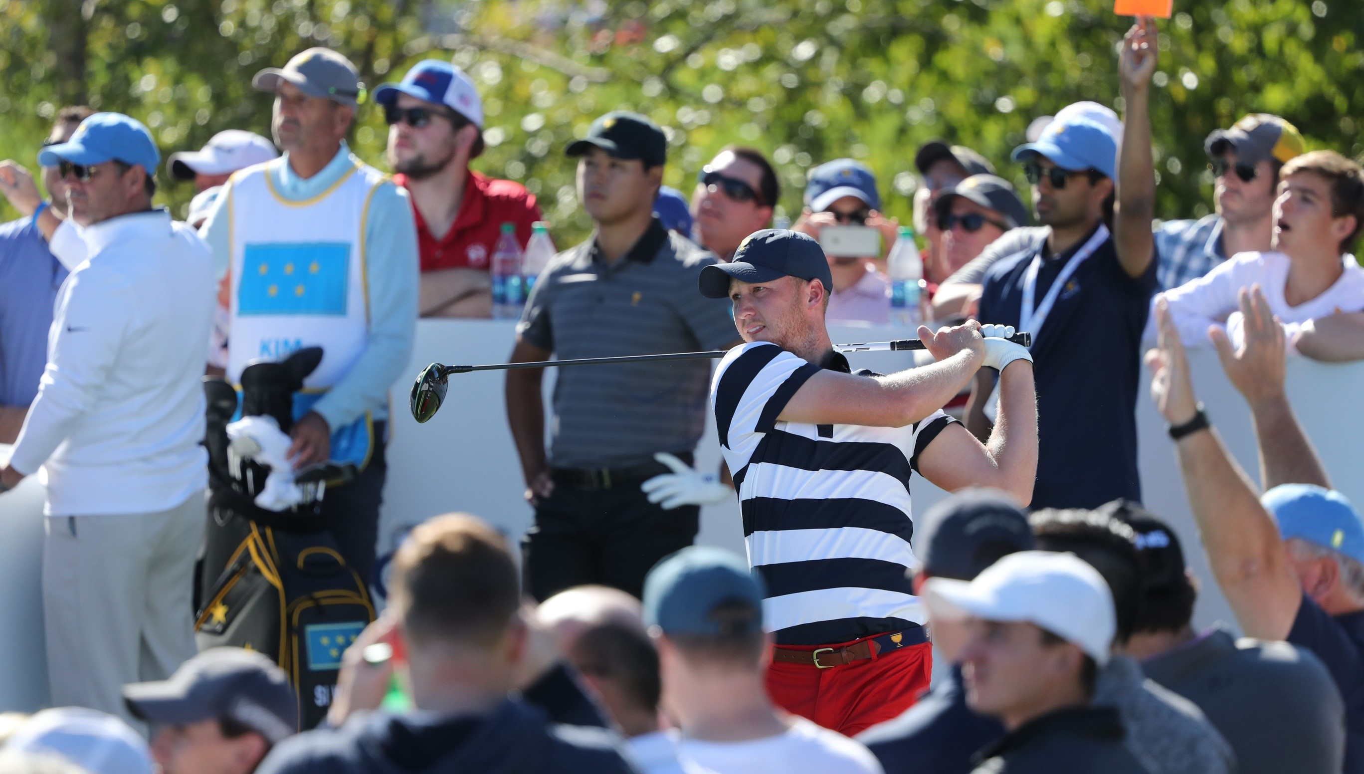 CJ Cup: Waiting for Daniel Berger to make his mark article feature image