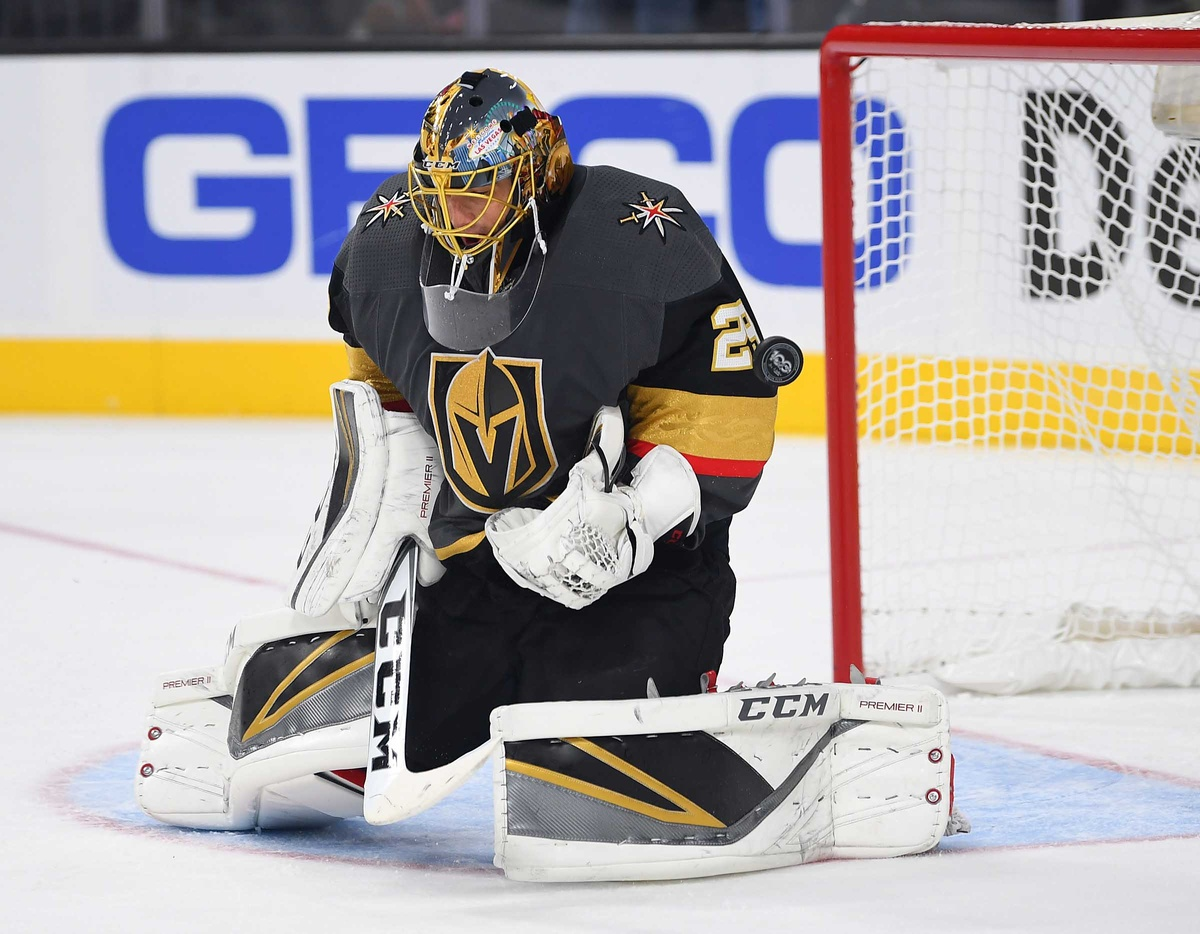 NHL: The one where the Golden Knights make their debut article feature image