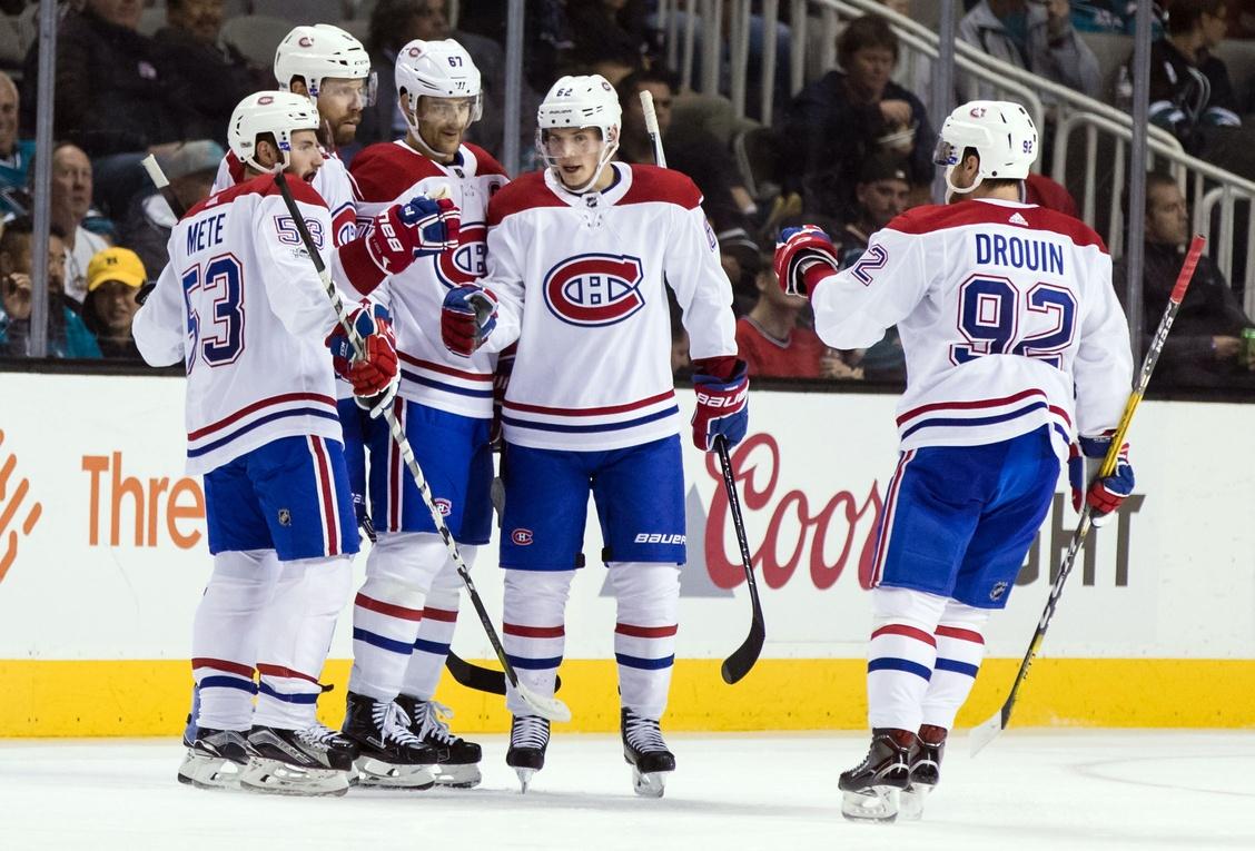 NHL daily rundown: Les Bleu, Blanc et Rouge article feature image